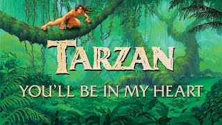 Baixar - Tarzan Phil Collins You Ll Be In My Heart Grátis