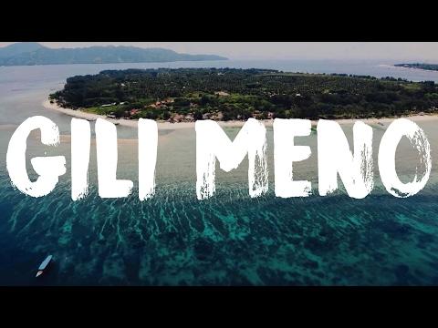 GILI MENO, INDONESIA - SEA TURTLES IN PARADISE! | VLOG #18