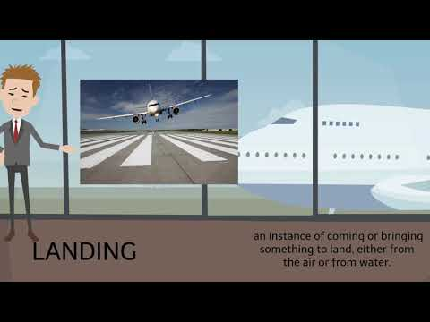 Vocabulary Building (1) | U - 47 | Air Travel