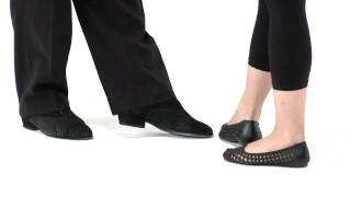 Rock paso básico pareja (7/12) - Academia de Baile
