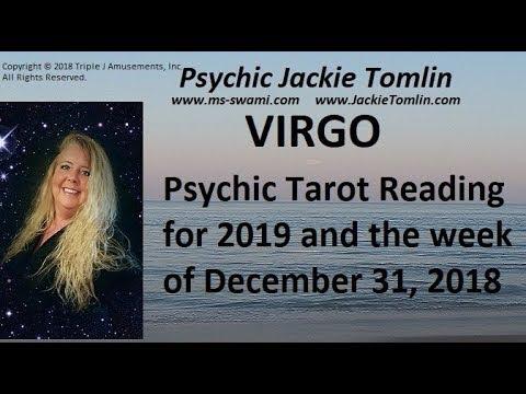 tarot reading for virgo december 2019
