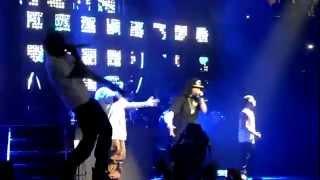 Drake vs French Montana & Rick Ross - Stay Schemin - Live