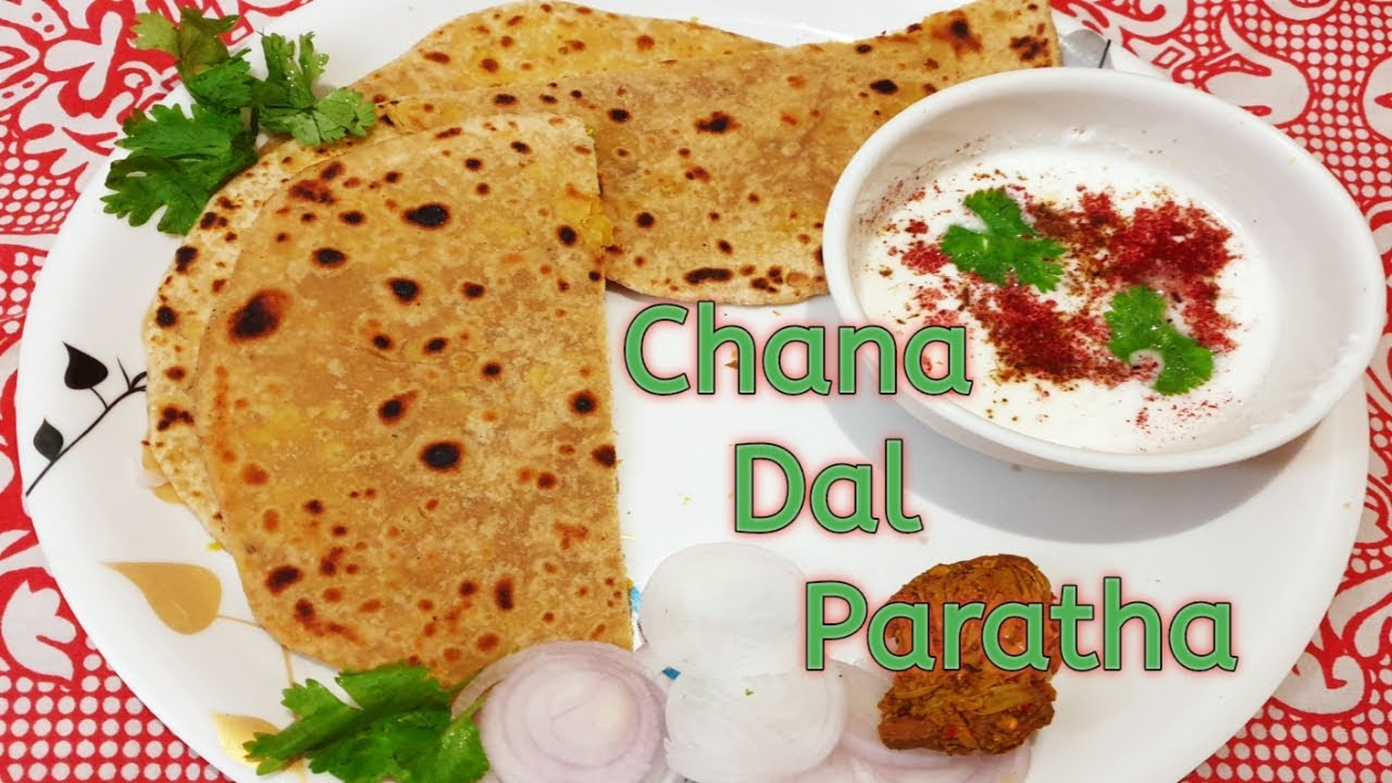 Chana Dal Stuffed Paratha || Split Chickpeas Stuffed Paratha || Life of Unity