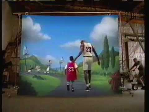 Space Jam - McDonald's Commercial (1996)