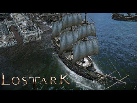 Lost Ark Sailing Tutorial Quest CBT2