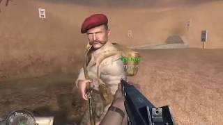 Прохождение Игры Call of Duty 2  10 серия