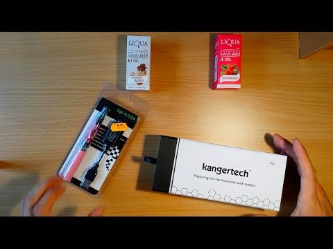 cigarette lectronique le test comparatif ce4 vs kanger youtube. Black Bedroom Furniture Sets. Home Design Ideas
