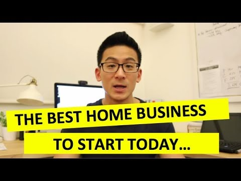 The Best Home Business To Start - Home Based Business