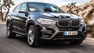 BMW X6 2015 Тест драйв Anton Avtoman