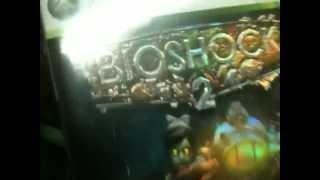 Unboxing: Bioshock 2 (Xbox 360)