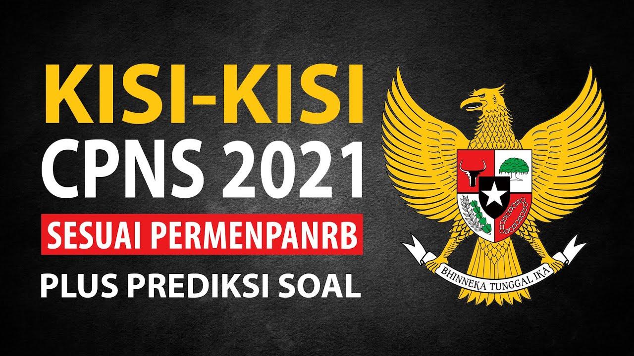 30++ Kisi kisi soal cpns 2021 pdf cpns 2021