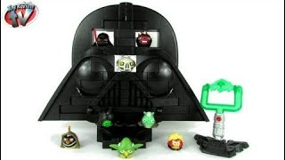Angry Birds Star Wars: Rise Of Darth Vader Jenga Game Toy Review, Hasbro & Cartoon Movies