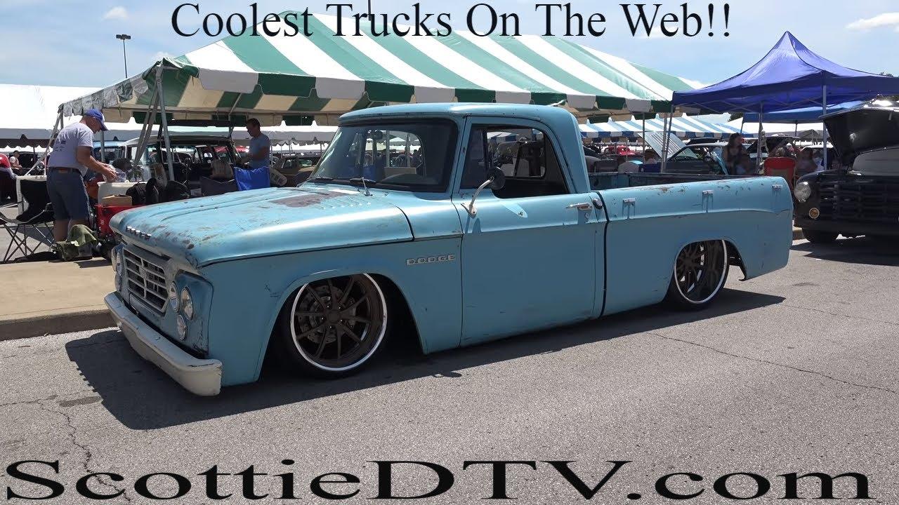 """2017 Street Rod For Sale >> 1962 Dodge D100 Sweptline """"Resurrection"""" 2017 NSRA Street Rod Nationals - YouTube"""