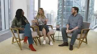"""Saturday Night Live"" Stars Ego Nwodim & Heidi Gardner Interview"