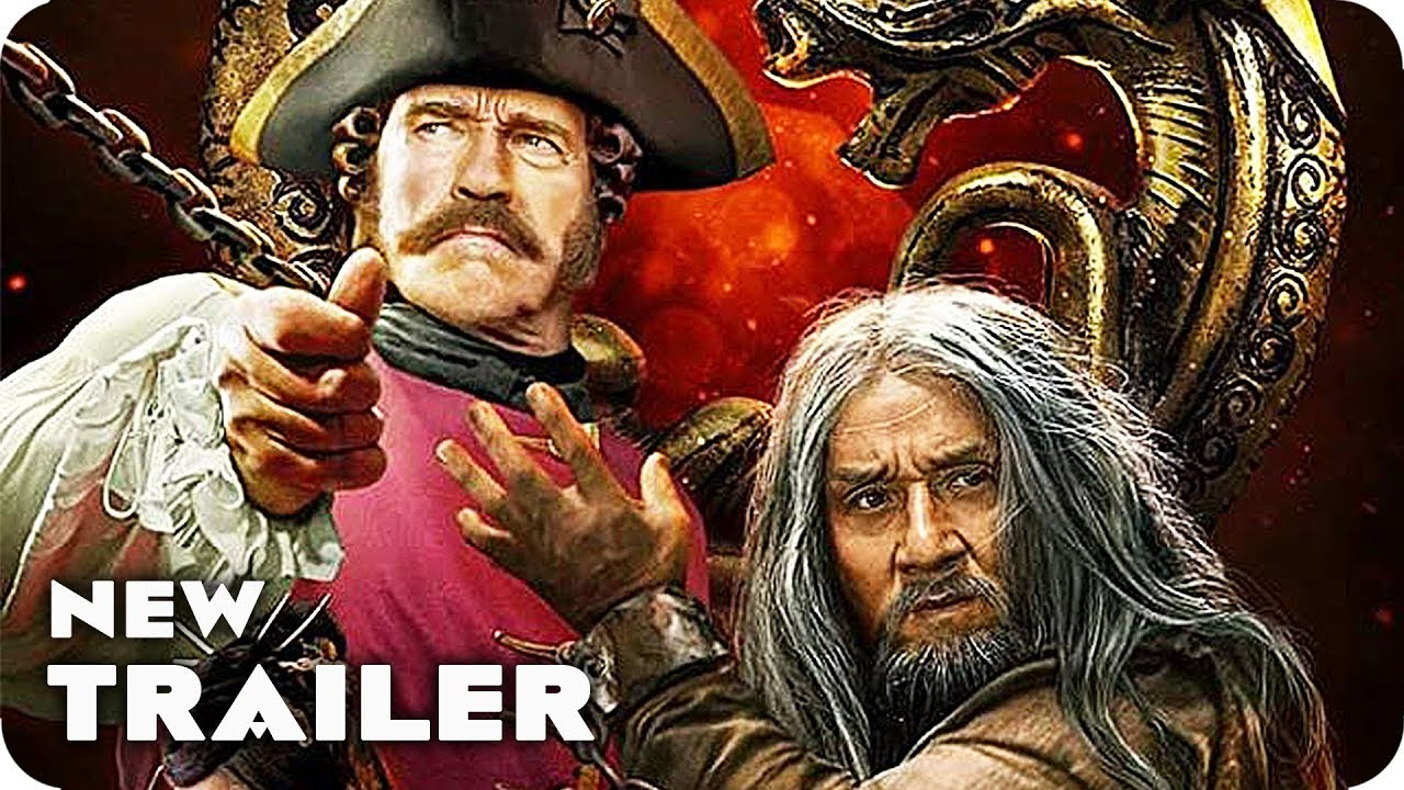 THE IRON MASK Trailer (2020) Arnold Schwarzenegger. Jackie Chan Movie - YouTube
