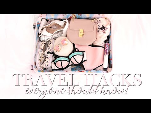 SUMMER TRAVEL HACKS EVERYONE NEEDS TO KNOW!   Freddy My Love