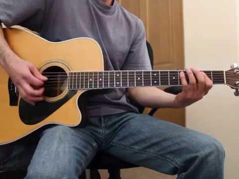 Hicktown - Jason Aldean - Guitar Lesson