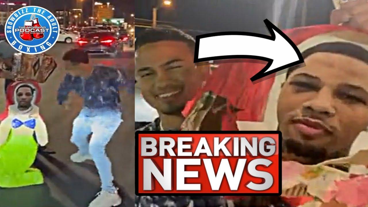 Rollie PROMISES To Knockoff Tank Davis' HEAD!!   AJ Pleeeeeaaase STEP ASIDE!