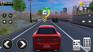 Car Driving Academy UK 2018 - Police Car Parking games / Android Gameplay FHD #5