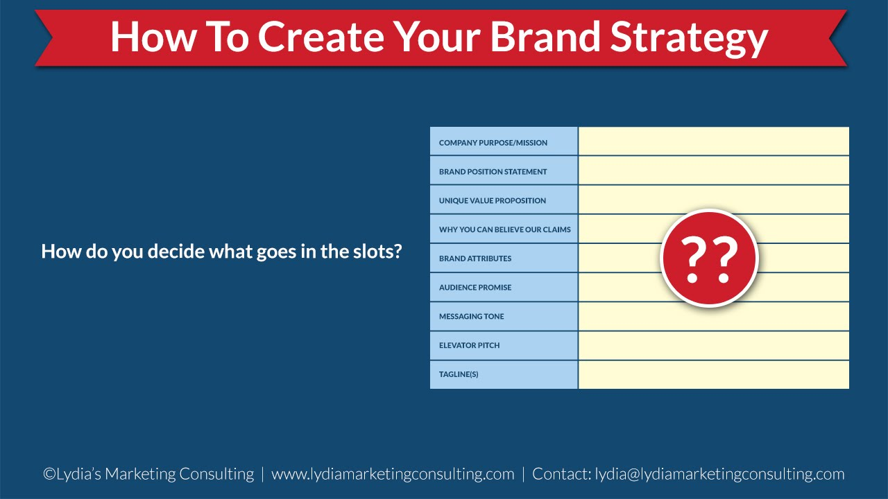 Building a brand strategy a basic template and tutorial part 2 building a brand strategy a basic template and tutorial part 2 youtube maxwellsz