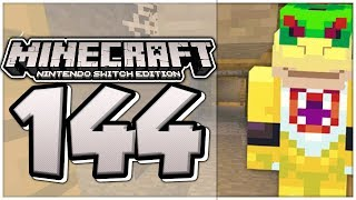 MINECRAFT: SWITCH EDITION Part 144: WIEDER mal in einer MINE!