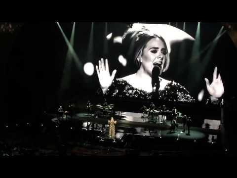Hello - Adele (Live Video) 2015