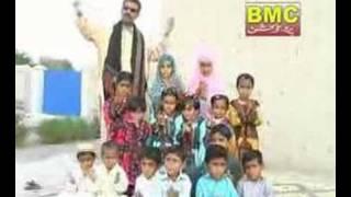 Afeez Baloch, a balochi singer.