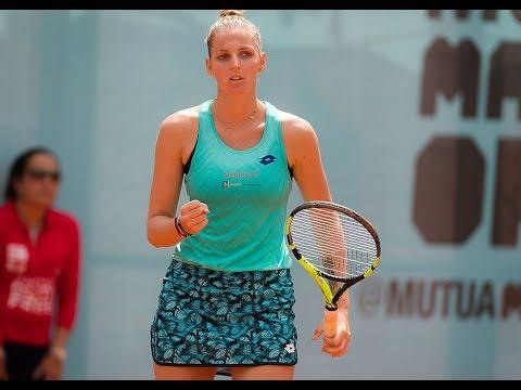 Tennis Beauty; Czech Kristyna Pliskova