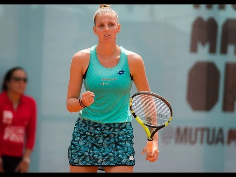 Tennis Beauty Czech Kristyna Pliskova
