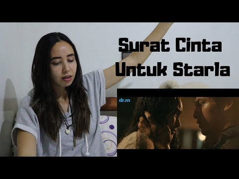 Virgoun - Surat Cinta Untuk Starla (Official Music Video)  _REACTION