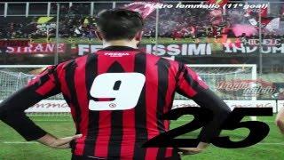 25° Gol del Foggia 2015-2016 RE PIETRO IEMMELLO