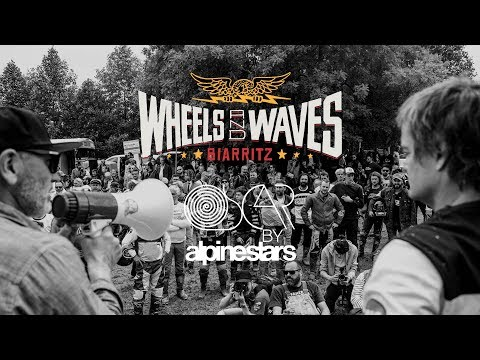 Wheels and Waves 2018 | OSCAR by Alpinestars