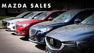 Why Mazda Doesn't Sell Well