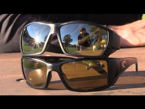 bf14ca474 Costa Sunrise Mirror Sunglasses - YouTube