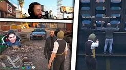 Frédéric INSULTE LES JL !?! Ils volent des PS5 ... Best Of / GTA RP FlashLand