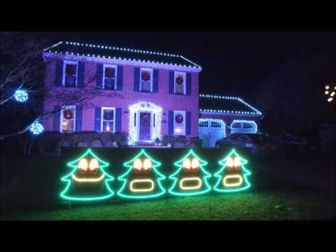 2015 Kurtz Christmas Lights - Christmas Vacation