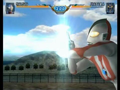 ウルトラマンFE3 登場シーン + 必殺技集 -ウルトラマンサイド編-