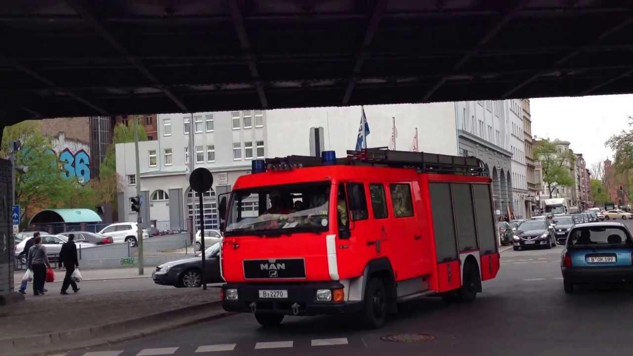 Berlin Nachrichten Feuerwehr