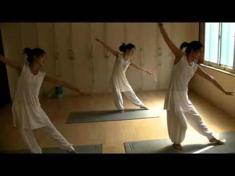 Yoga Dance Shanghai Milan 1