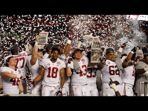 The Alabama Dynasty: Nick Saban Era