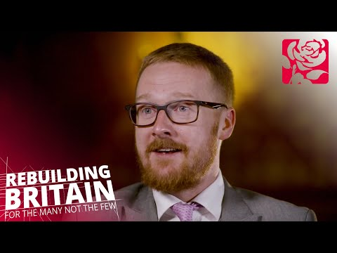 Lloyd Russell-Moyle MP comes out as HIV+