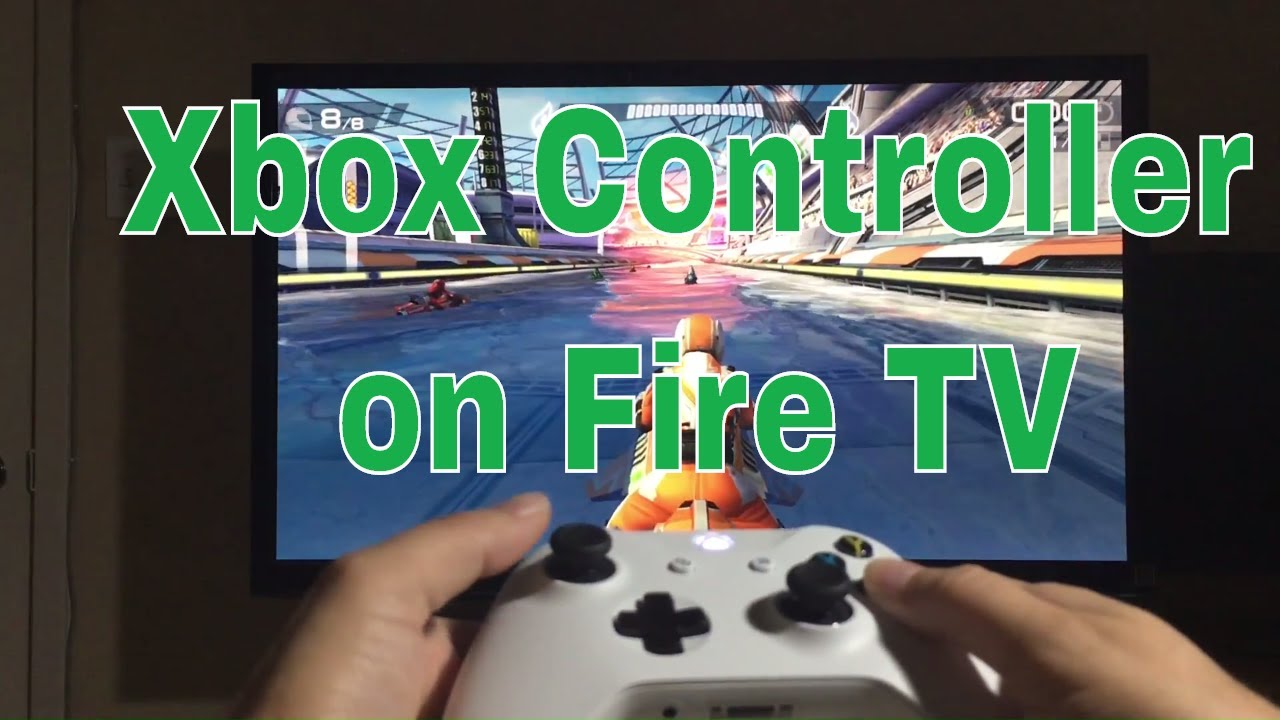 How to connect Xbox One controller to Amazon Fire TV Stick