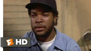 Boyz n the Hood (2/8) Movie CLIP - Dominoes (1991) HD