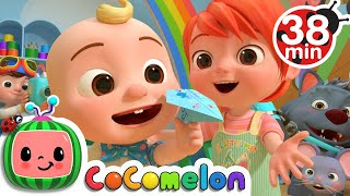 YoYo's Arts & Crafts Time: Paper Airplanes + More Nursery Rhymes & Kids Songs - CoComelon