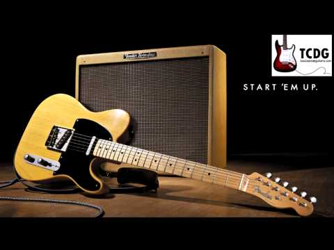 Minor Blues Backing Track in Gm (G Minor) TCDG