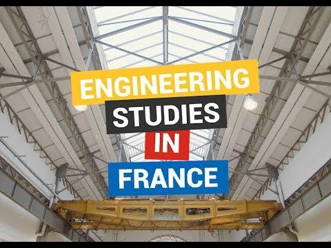 Engineering studies in France