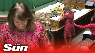 Labour MP breaks down in tears paying tribute to Speaker's Chaplain