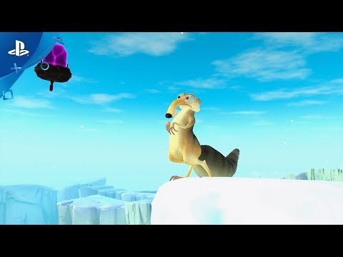 Состоялась премьера Ice Age: Scrats Nutty Adventure