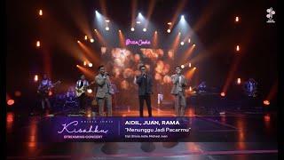 Download Menunggu Jadi Pacarmu - Aidil, Juan, Rama (Brisia Jodie Concert)