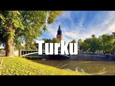 Turku City Tour, Finland. Guía de Turku, Finlandia
